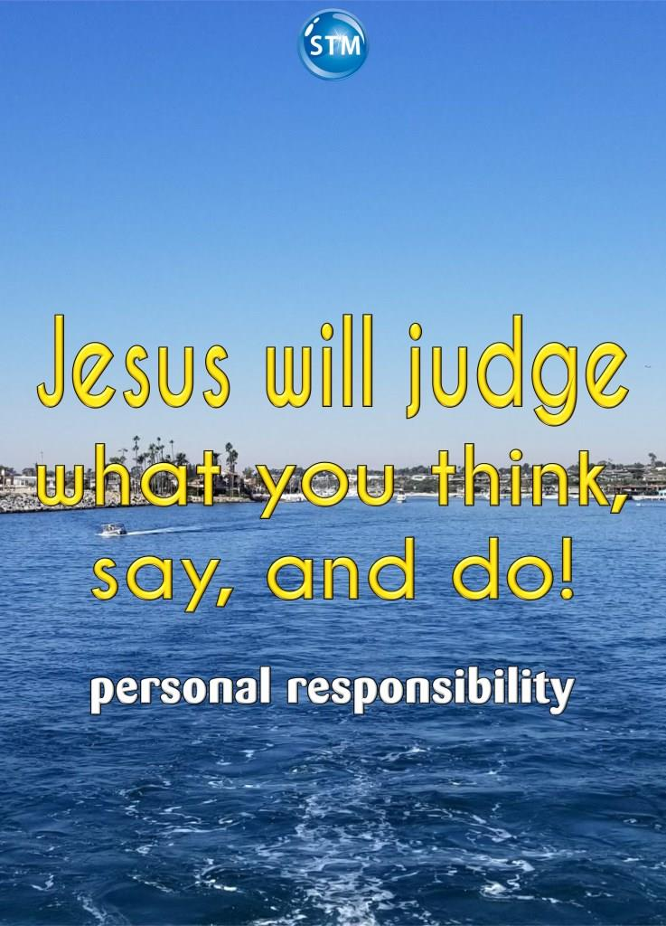 personal responsibility Chapter 27: work and personal responsibility-gospel principles work is an eternal principle what experiences have you had that have shown you the importance of work.