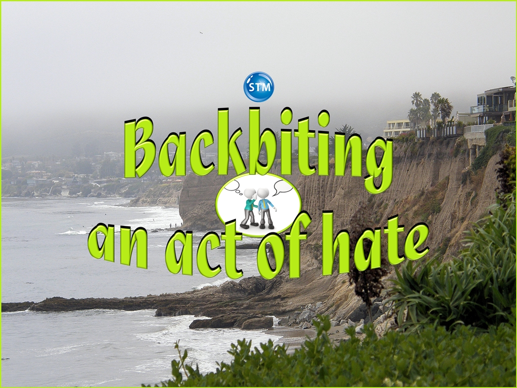 What does the Bible say about backbiting? - GotQuestions.org