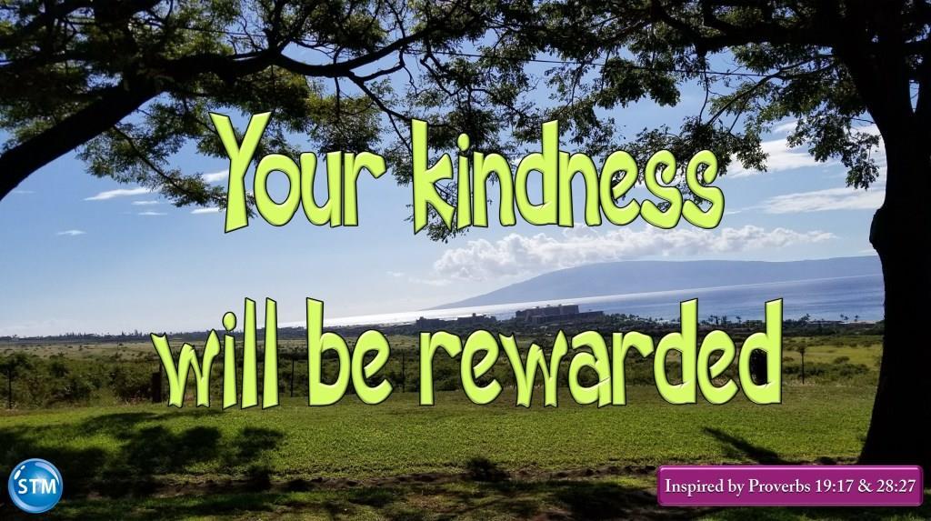 Picture of Molokai from Napili-Honokowai, HI for the kindness Bible study