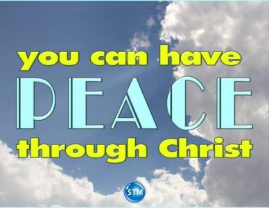 Peace – Live Free From Worry in the Peace and Joy of the Holy Spirit