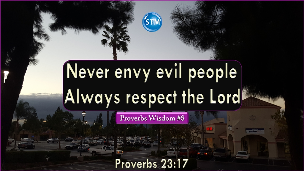 Proverbs Wisdom 8
