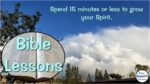 picture of white clouds for bible lessons