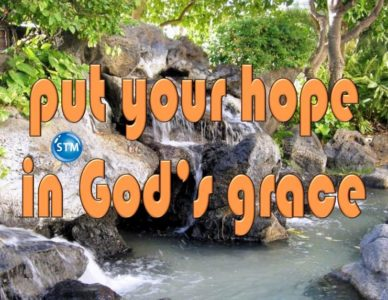 Your Hope – God's Grace Brings Eternal Life